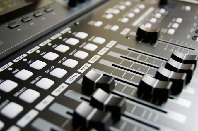 audio-mixer-buttons-close-up-159206