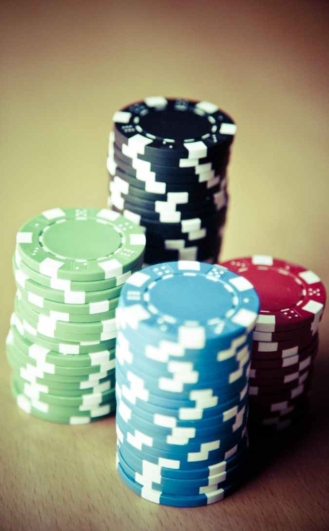 game chips play poker